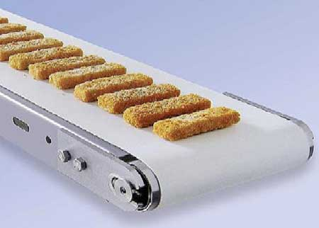 food grade quality white conveyor belt HIC Universal