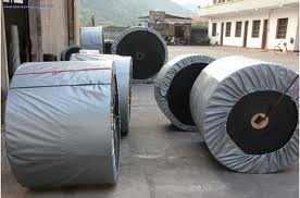packed rubber conveyor belt roll drums HIC Universal