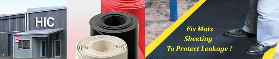 Butyl Rubber Sheet Manufacturers, Acid Alkali Resistant IIR Sheeting Seal Material