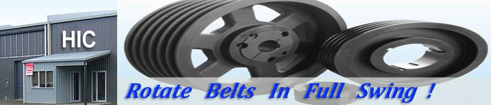 Selection of V Belt Pulley, Drive Pulleys Sheaves Diameter Groove Guide