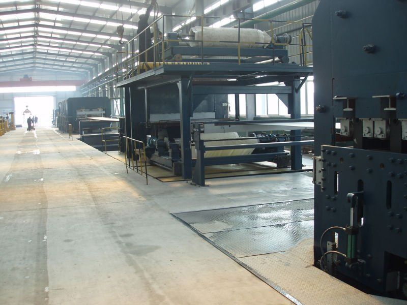 rubber conveyor belt factory HIC Universal manufacturing press