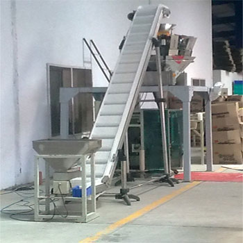 food grade pvc conveyor belt HIC Universal manufacturing