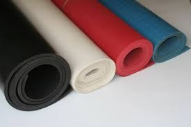 Rubber-Sheeting Roll