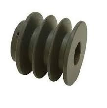 Solid Hub V-Grooved-Pulleys
