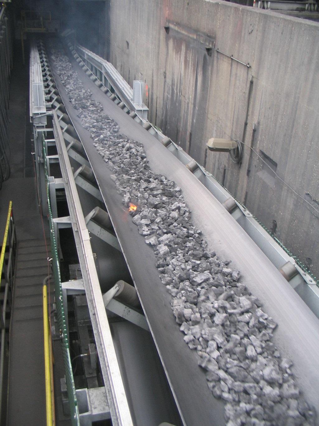 Rubber Heat Resistant Conveyor Belt Manufacturers India