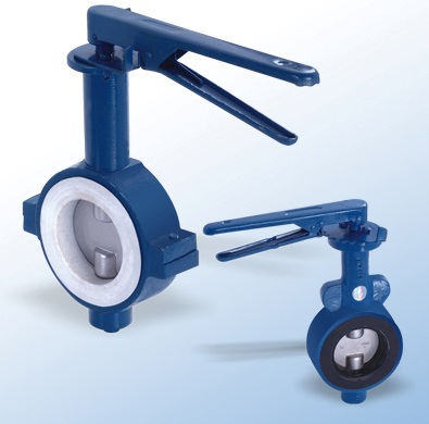 butterfly valve HIC Universal