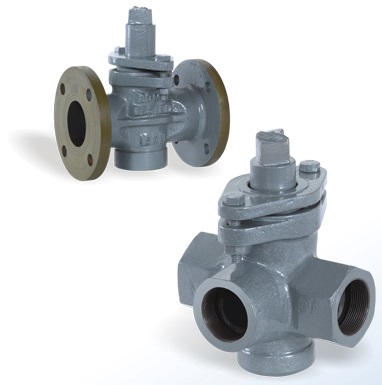 Lubricated Plug Type Quarter-Turn Valve #150 Max